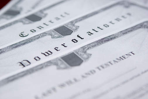 How To Handle Real Estate Transactions Involving A Power Of Attorney